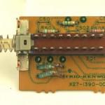 KENWOOD (ケンウッド) L-07D LED回路基板 部品面 オーバーホール後