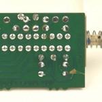 KENWOOD (ケンウッド) L-07D LED回路基板 半田面 オーバーホール後