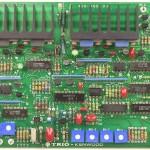 KENWOOD (ケンウッド) L-07D コントロール回路基板 部品面 オーバーホール後