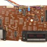 Technics (テクニクス) SP-15 ロジック回路基板 部品面 オーバーホール後