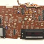 Technics (テクニクス) SP-15 ロジック回路基板 部品面 オーバーホール前