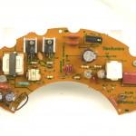 Technics (テクニクス) SP-15 電源回路基板 部品面 オーバーホール後