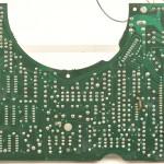 Technics (テクニクス) SL-01 メイン回路基板 半田面 オーバーホール前