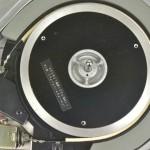 Technics (テクニクス) SP-10mk2A 機械ブレーキの様子 オーバーホール前