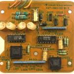 KENWOOD (ケンウッド) L-07D 本体スイッチ回路基板 部品面 オーバーホール後