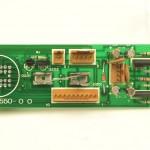 KENWOOD (ケンウッド) L-07D 本体後接続回路基板 部品面 オーバーホール後