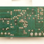 YAMAHA (ヤマハ) YP-1000 電源回路基板 半田面 オーバーホール前