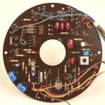 YAMAHA (ヤマハ) YP-1000 制御回路基板 部品面 オーバーホール後