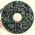 YAMAHA (ヤマハ) YP-1000 制御回路基板 半田面 オーバーホール後
