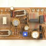 YAMAHA (ヤマハ) YP-1000 電源回路基板 部品面 オーバーホール後