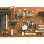 DENON (デノン) DP-80 モータードライブ回路基板 部品面 オーバーホール前