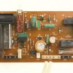 DENON (デノン) DP-80 モータードライブ回路基板 部品面 オーバーホール後