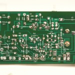 DENON (デノン) DP-80 モータードライブ回路基板 半田面 オーバーホール後