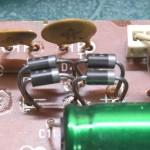Technics (テクニクス) SP-10mk3 部品実装状態