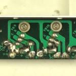 YAMAHA (ヤマハ) YP-1000mk2 パワートランジスタ回路基板 半田面 オーバーホール前