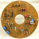 YAMAHA (ヤマハ) YP-1000mk2 モータ駆動回路基板 部品面 オーバーホール後