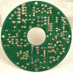 YAMAHA (ヤマハ) YP-1000mk2 モータ駆動回路基板 半田面 オーバーホール後