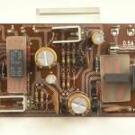 YAMAHA (ヤマハ) YP-1000mk2 電源回路基板 部品面 オーバーホール後