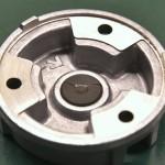 Technics (テクニクス) SP-10mk3 割れたスピンドル下部軸受