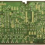 Technics (テクニクス) SL-1000mk3 ドライブ回路基板半田面 メンテナンス前