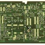 Technics (テクニクス) SL-1000mk3 コントロール回路基板半田面 メンテナンス後
