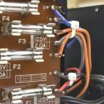 Technics (テクニクス) SL-1000mk3 ヒューズ回路基板配線手直し後