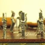 Technics (テクニクス) SL-1000mk3 ヒューズ回路基板のラッピング端子