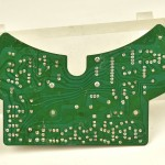 LUXMAN (ラックスマン) PD121A ストロボ点灯回路基板 半田面 オーバーホール前