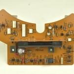 LUXMAN (ラックスマン) PD121A ストロボ点灯回路基板 部品面 オーバーホール後