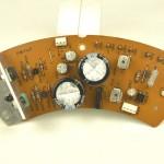 LUXMAN (ラックスマン) PD121A 電源回路基板 部品面 オーバーホール後