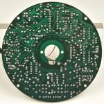 LUXMAN (ラックスマン) PD121A モーター制御回路基板 半田面 オーバーホール後