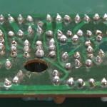 Technics (テクニクス) SP-10mk2 制御回路基板半田面 オーバーホール前