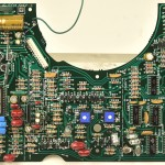 Technics (テクニクス) SL-01 メイン回路基板 部品面 メンテナンス後