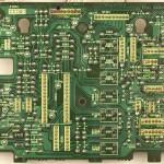 Technics (テクニクス) SP-10mk3 オペレーション回路基板 半田面 メンテナンス前