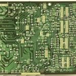 Technics (テクニクス) SP-10mk3 電源・オペレーション回路基板 半田面 メンテナンス後