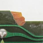 Technics (テクニクス) SP-10mk3 回路基板のひび割れ部分