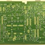 Technics (テクニクス) SP-10mk3 コントロール回路基板 半田面 メンテナンス後