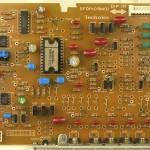 Technics (テクニクス) SP-10mk3 ドライブ回路基板 部品面 メンテナンス後