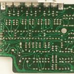 Technics(テクニクス) SP-10mk2 駆動回路基板 半田面 メンテナンス前