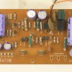Technics(テクニクス) SP-10mk2 電源回路基板 部品面 メンテナンス前