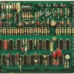 Technics(テクニクス) SP-10mk2 論理回路基板 部品面 メンテナンス後