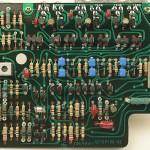 Technics(テクニクス) SP-10mk2 駆動回路基板 部品面 メンテナンス後