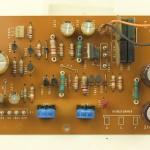 Technics(テクニクス) SP-10mk2 電源回路基板 部品面 メンテナンス後