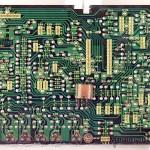 Technics (テクニクス) SP-10mk3 ドライブ回路基板 半田面 メンテナンス前