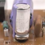 Technics (テクニクス) SP-10mk2 パンクした電源部電解コンデンサ