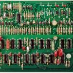 Technics (テクニクス) SP-10mk2 論理源回路基板 部品面 メンテナンス後