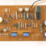 Technics (テクニクス) SP-10mk2 電源源回路基板 部品面 メンテナンス後