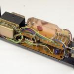 Technics (テクニクス) SP-10mk2A 電源ユニット内部 メンテナンス前