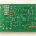 Technics (テクニクス) SP-10mk2A 電源回路基板 半田面 メンテナンス前