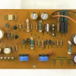 Technics (テクニクス) SP-10mk2A 電源回路基板 部品面 メンテナンス後